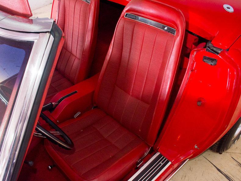 1972 Chevrolet Corvette Image 6