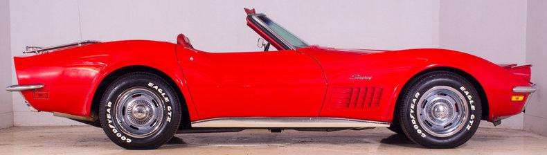 1972 Chevrolet Corvette Image 13