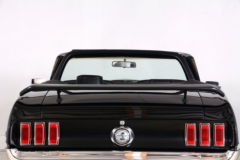 1969 Ford Mustang Image 32