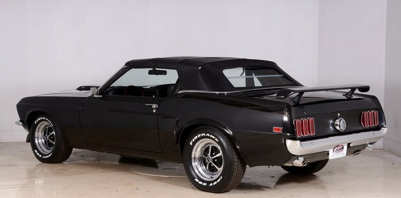 1969 Ford Mustang Image 33