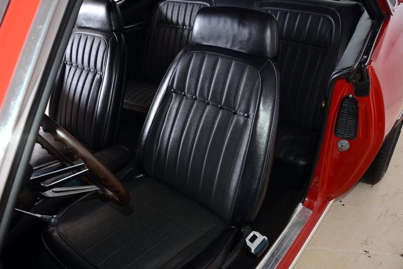 1969 Chevrolet Camaro Image 12