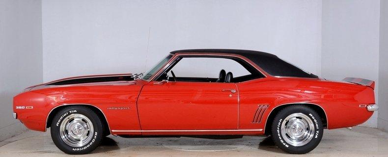 1969 Chevrolet Camaro Image 41