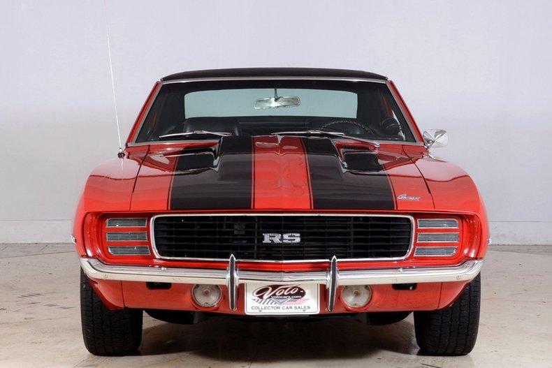 1969 Chevrolet Camaro Image 57