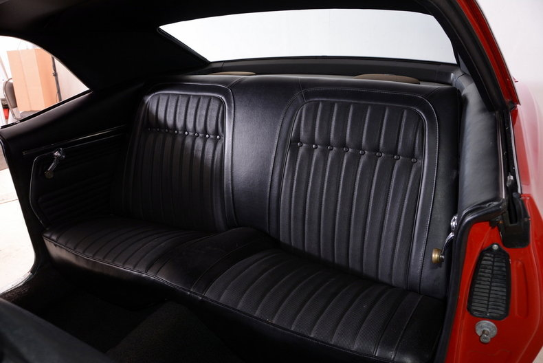 1969 Chevrolet Camaro Image 58