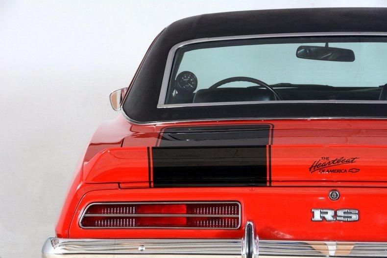 1969 Chevrolet Camaro Image 65