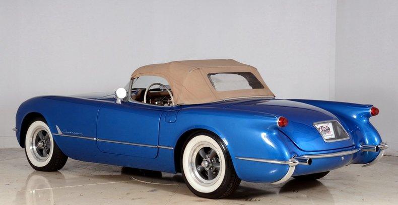 1954 Chevrolet Corvette Image 33