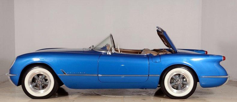 1954 Chevrolet Corvette Image 43