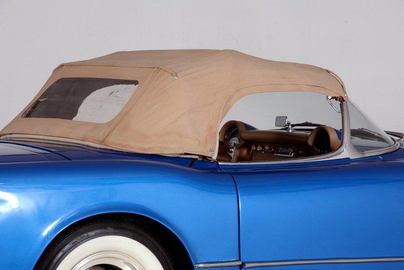 1954 Chevrolet Corvette Image 55