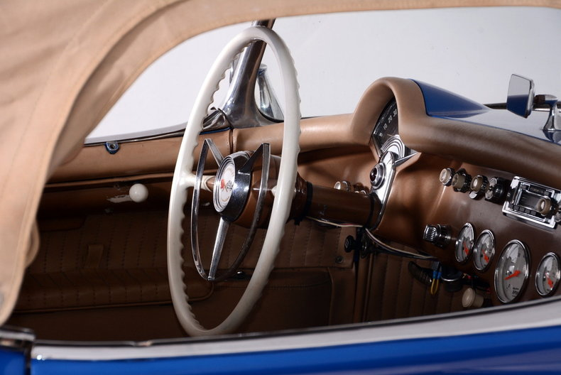 1954 Chevrolet Corvette Image 61