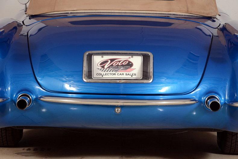 1954 Chevrolet Corvette Image 62