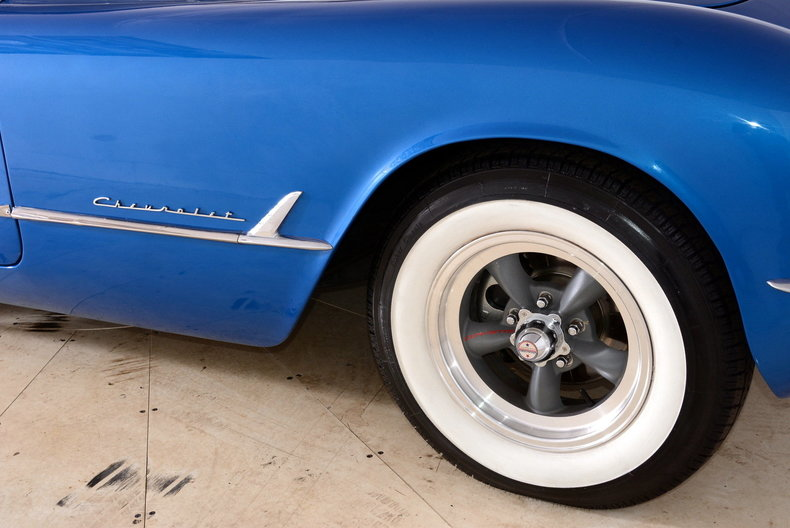 1954 Chevrolet Corvette Image 65