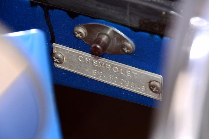 1954 Chevrolet Corvette Image 70