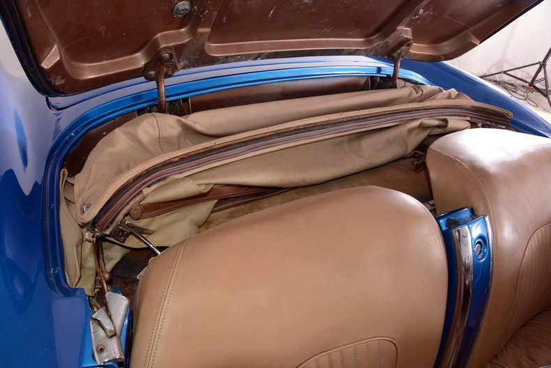 1954 Chevrolet Corvette Image 74