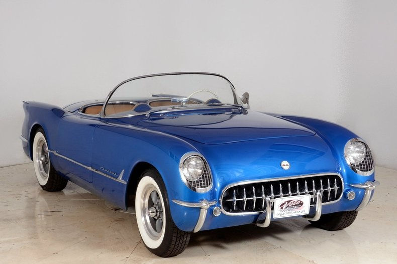 1954 Chevrolet Corvette Image 83