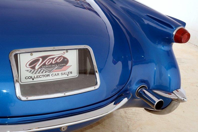 1954 Chevrolet Corvette Image 84