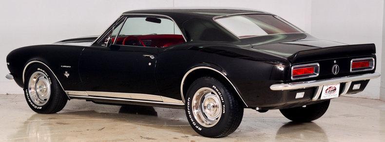 1967 Chevrolet Camaro Image 17