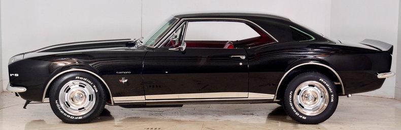 1967 Chevrolet Camaro Image 7