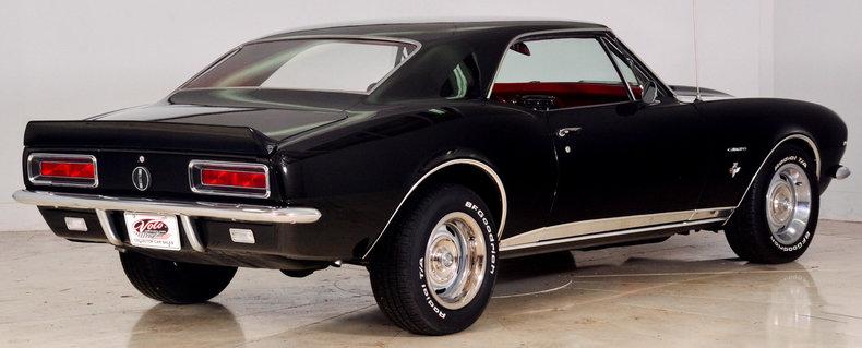 1967 Chevrolet Camaro Image 3