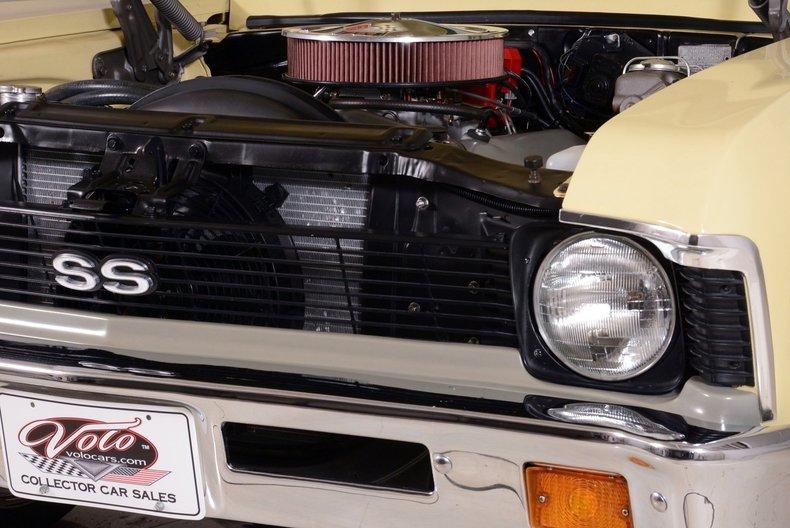 1972 Chevrolet Nova Image 7