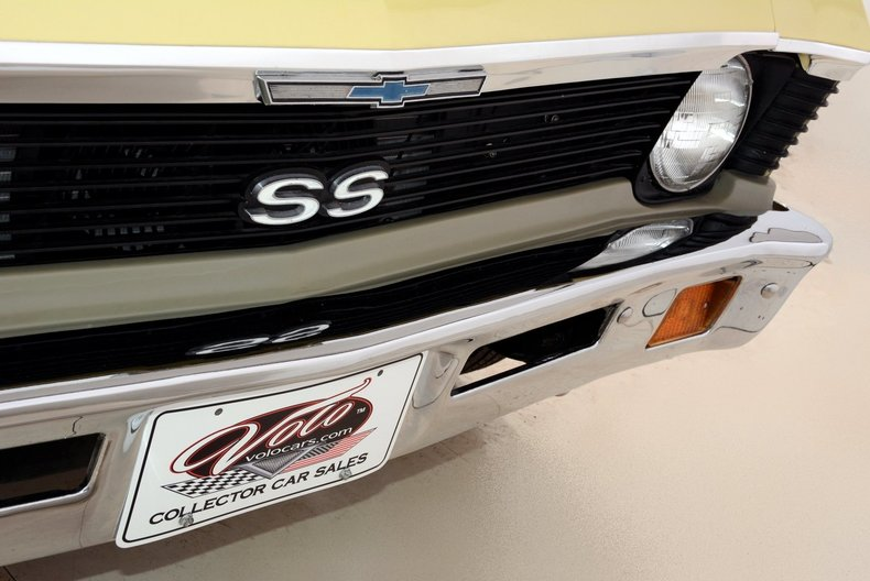 1972 Chevrolet Nova Image 11