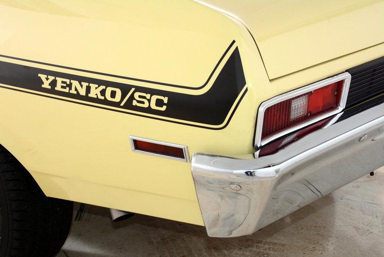 1972 Chevrolet Nova Image 64