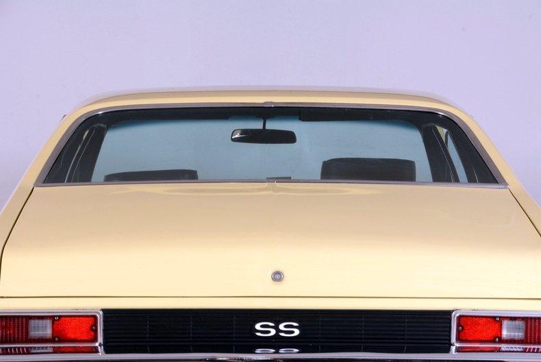 1972 Chevrolet Nova Image 91