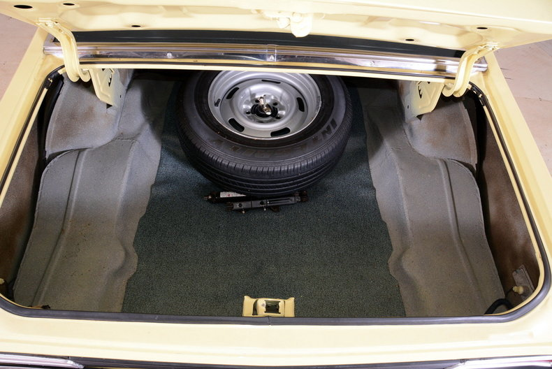 1972 Chevrolet Nova Image 106