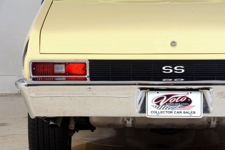1972 Chevrolet Nova Image 112