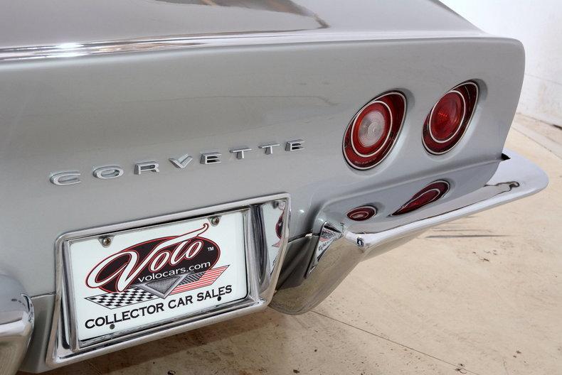 1970 Chevrolet Corvette Image 38