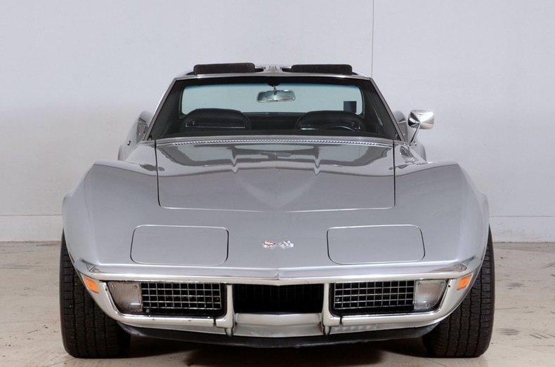 1970 Chevrolet Corvette Image 57
