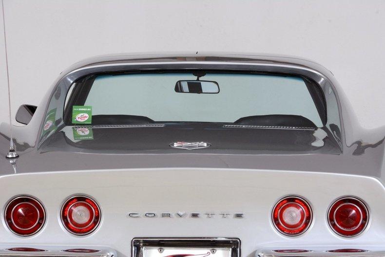 1970 Chevrolet Corvette Image 65