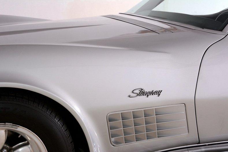 1970 Chevrolet Corvette Image 80