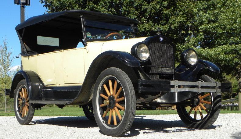 1924 Star Touring