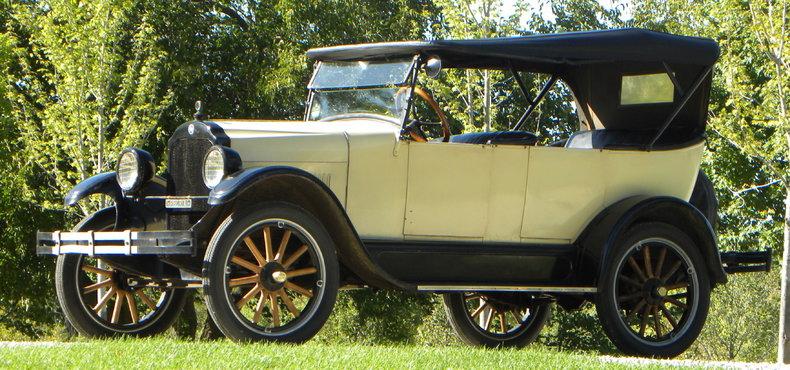 1924 Star Touring Image 2