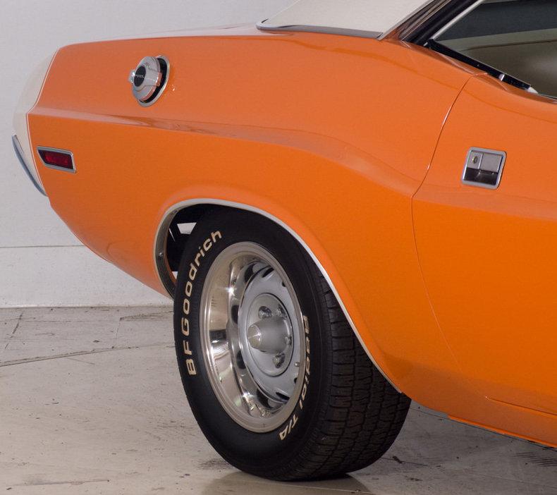1970 Dodge Challenger Image 62