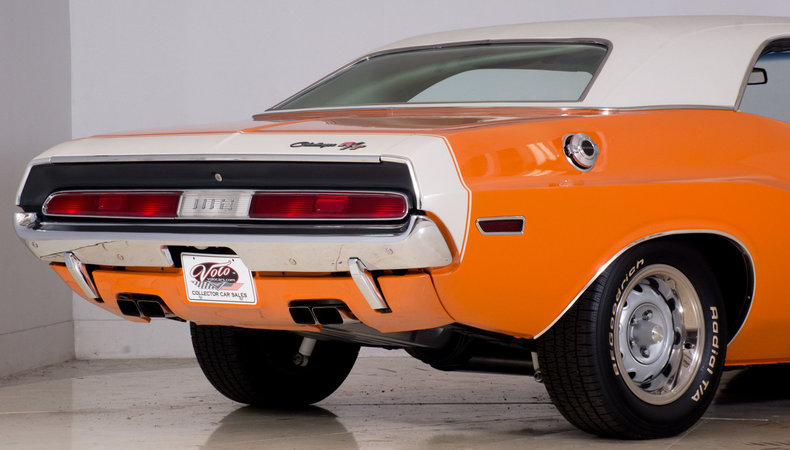1970 Dodge Challenger Image 67