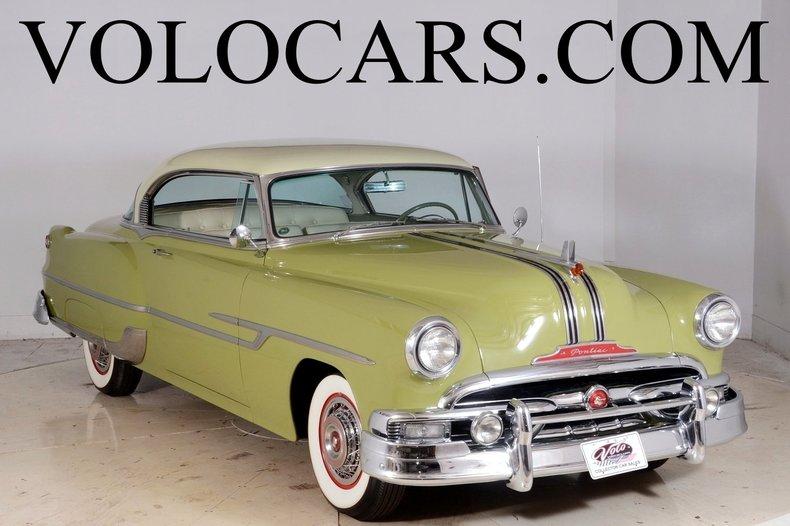 1953 Pontiac Chieftain Image 1