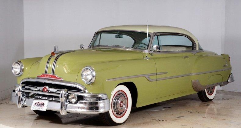 1953 Pontiac Chieftain Image 49