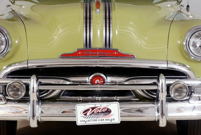 1953 Pontiac Chieftain Image 81