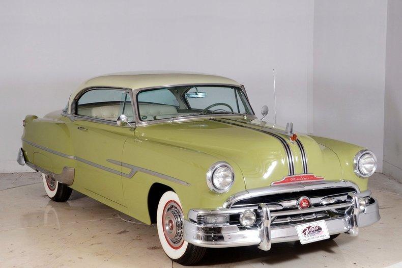 1953 Pontiac Chieftain Image 85