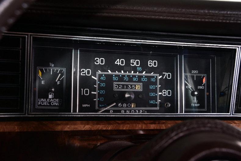 1983 Oldsmobile Toronado Image 8
