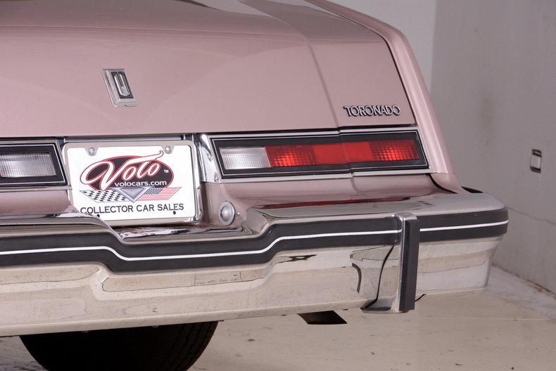 1983 Oldsmobile Toronado Image 51