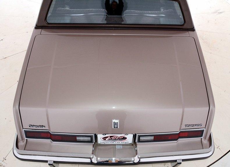 1983 Oldsmobile Toronado Image 80