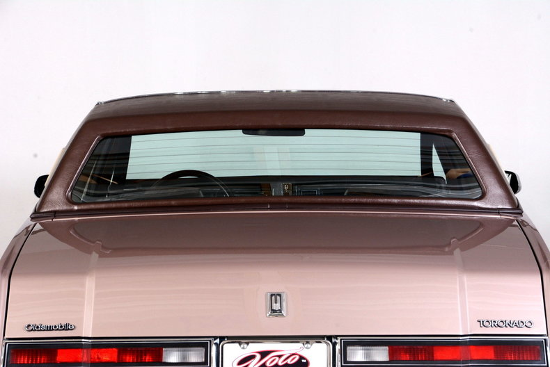1983 Oldsmobile Toronado Image 81