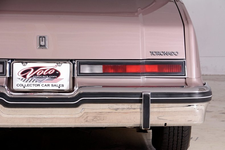 1983 Oldsmobile Toronado Image 88