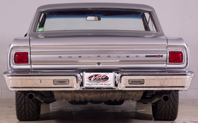 1965 Chevrolet Chevelle Image 51