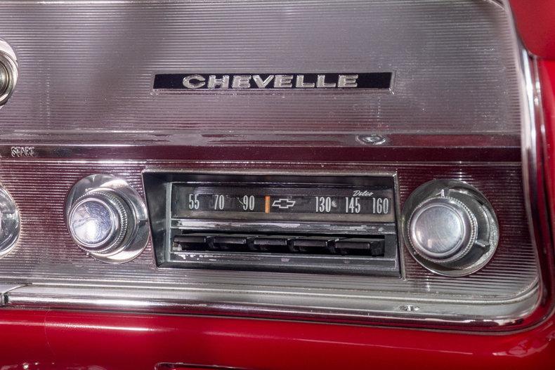 1965 Chevrolet Chevelle Image 45