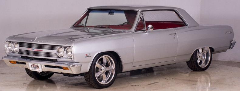 1965 Chevrolet Chevelle Image 43