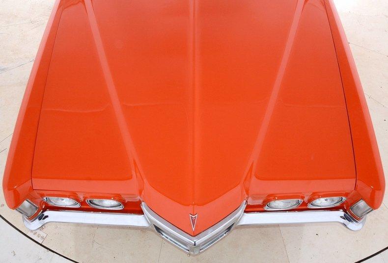 1969 Pontiac Grand Prix Image 9