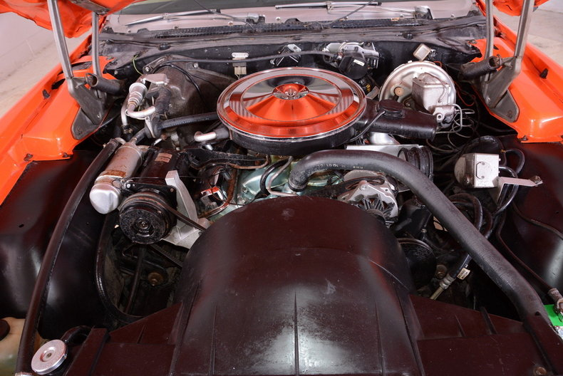 1969 Pontiac Grand Prix Image 10